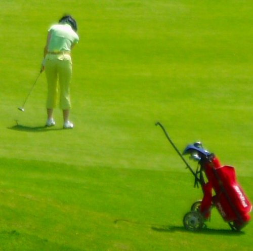 ゴルフ ユーティリティー 飛距離